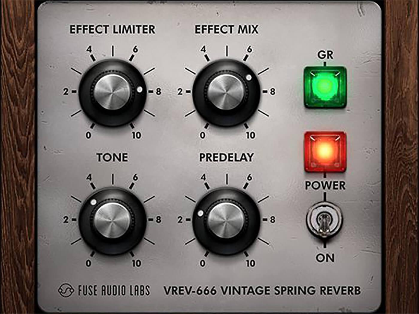 Fuse Audio Labs - VREV-666