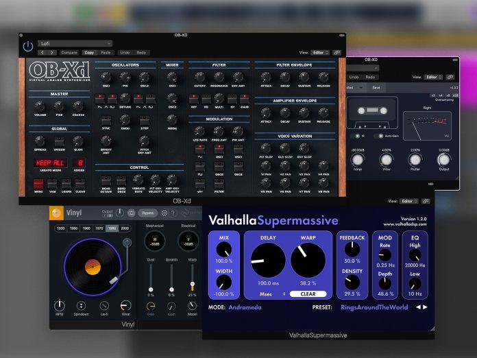 Lo-Fi Synthwave Tutorial