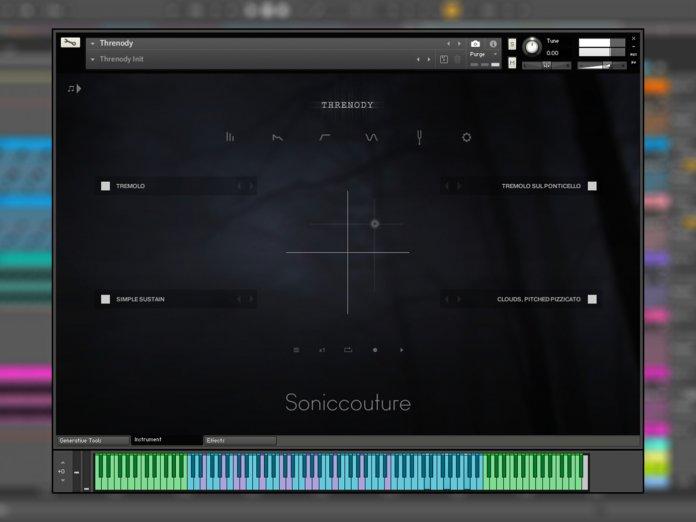 Soniccouture Threnody