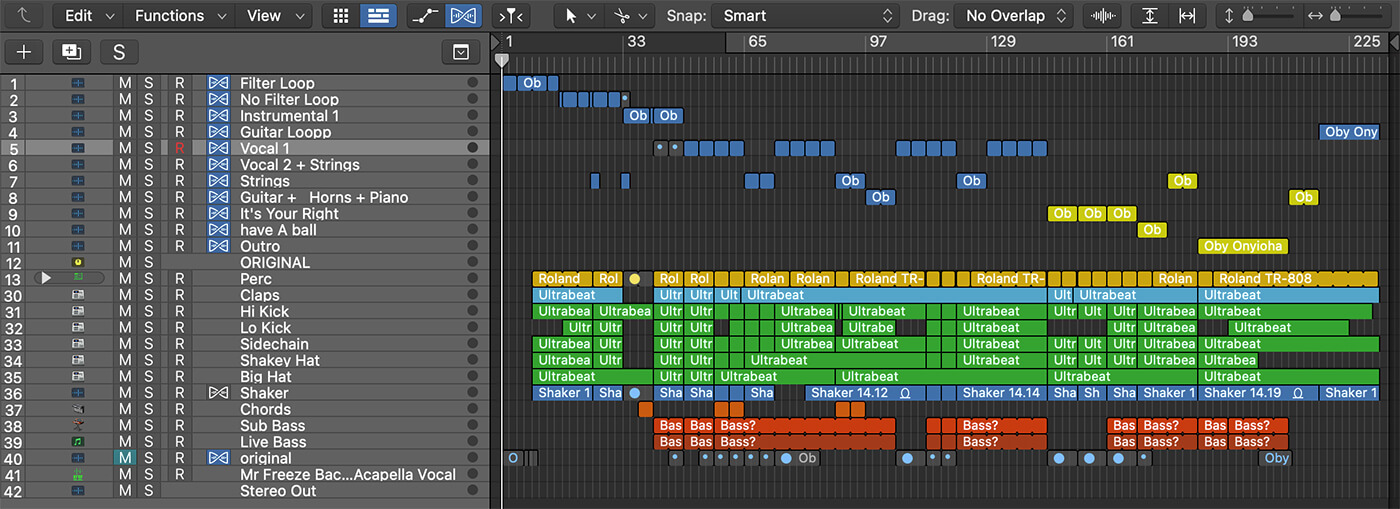 Making Killer Edits - Arrangement
