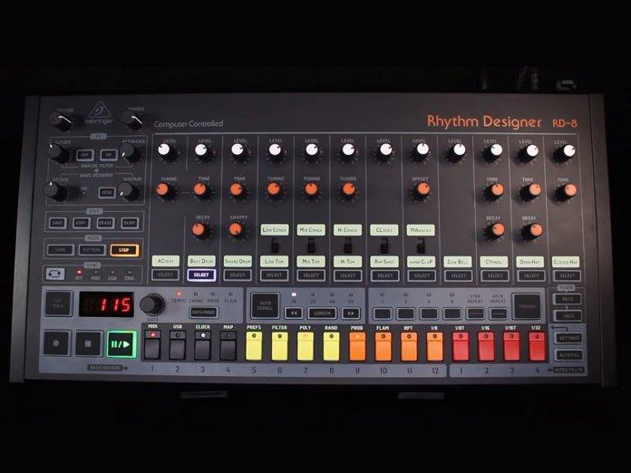 Behringer RD-8 MKII