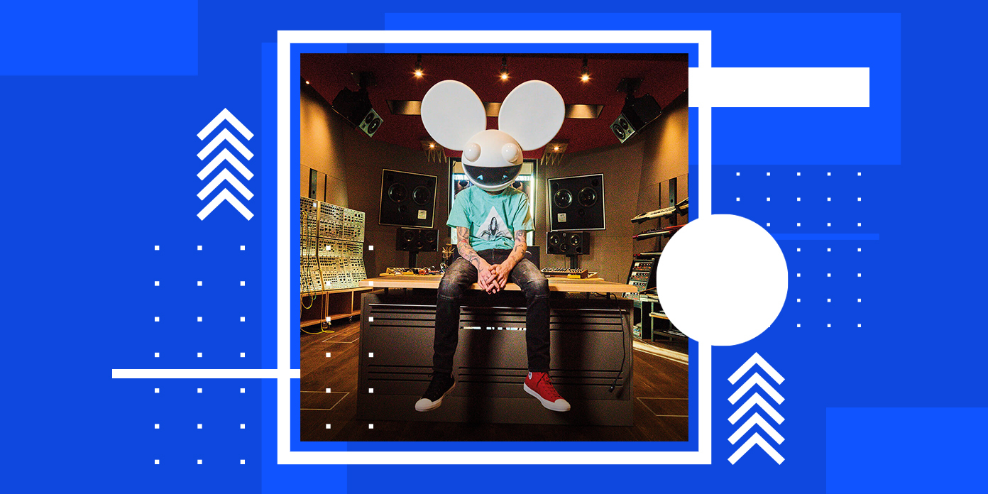 Deadmau5 hero podcast image