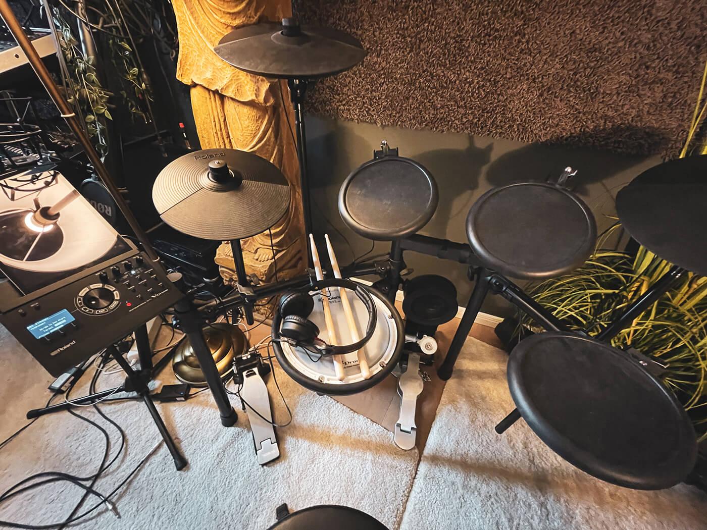 Demuja's Roland E Drum