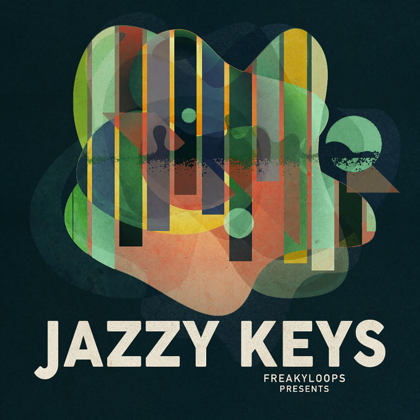 Freaky Loops - Jazzy Keys