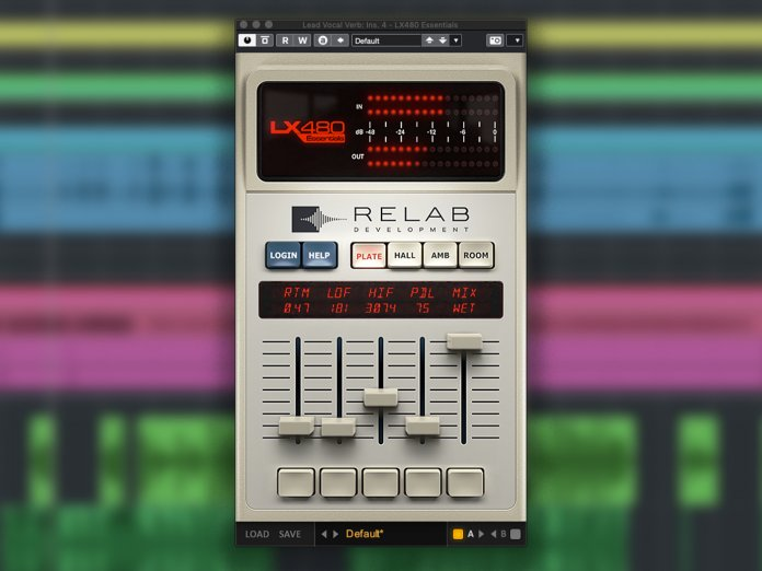 Relab Developement LX480 Essentials