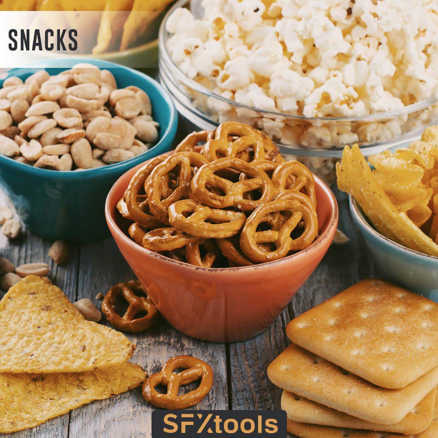 SFXtools - Snacks