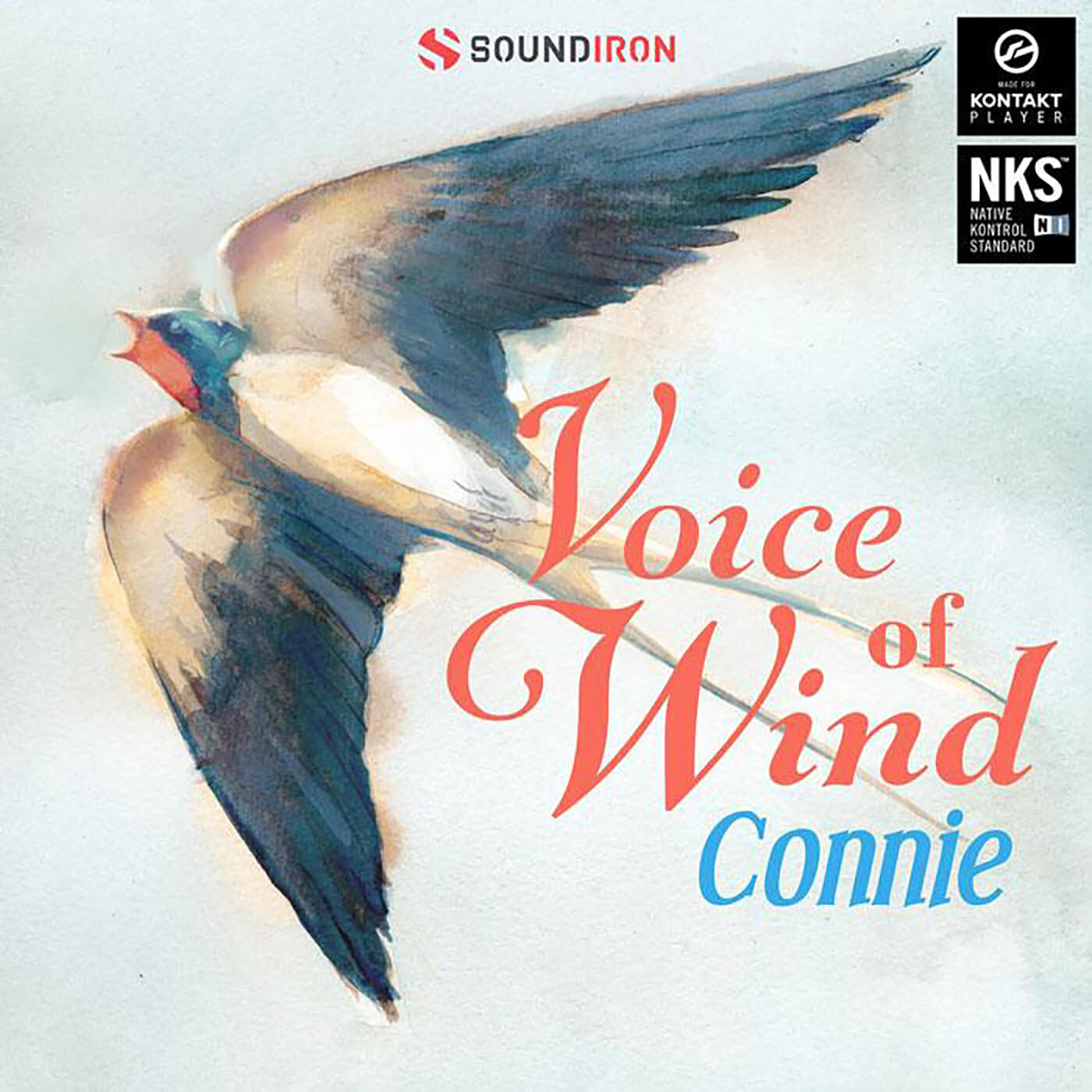Soundiron - Voice of Wind: Connie