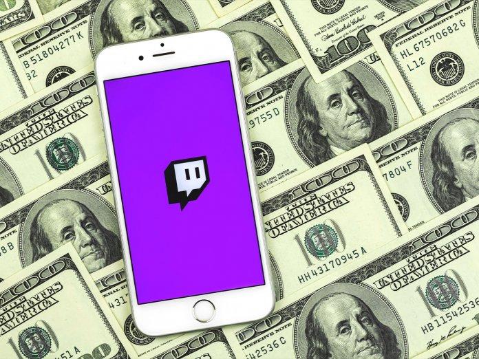 Twitch Iphone money