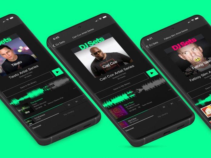 Beatport app ios