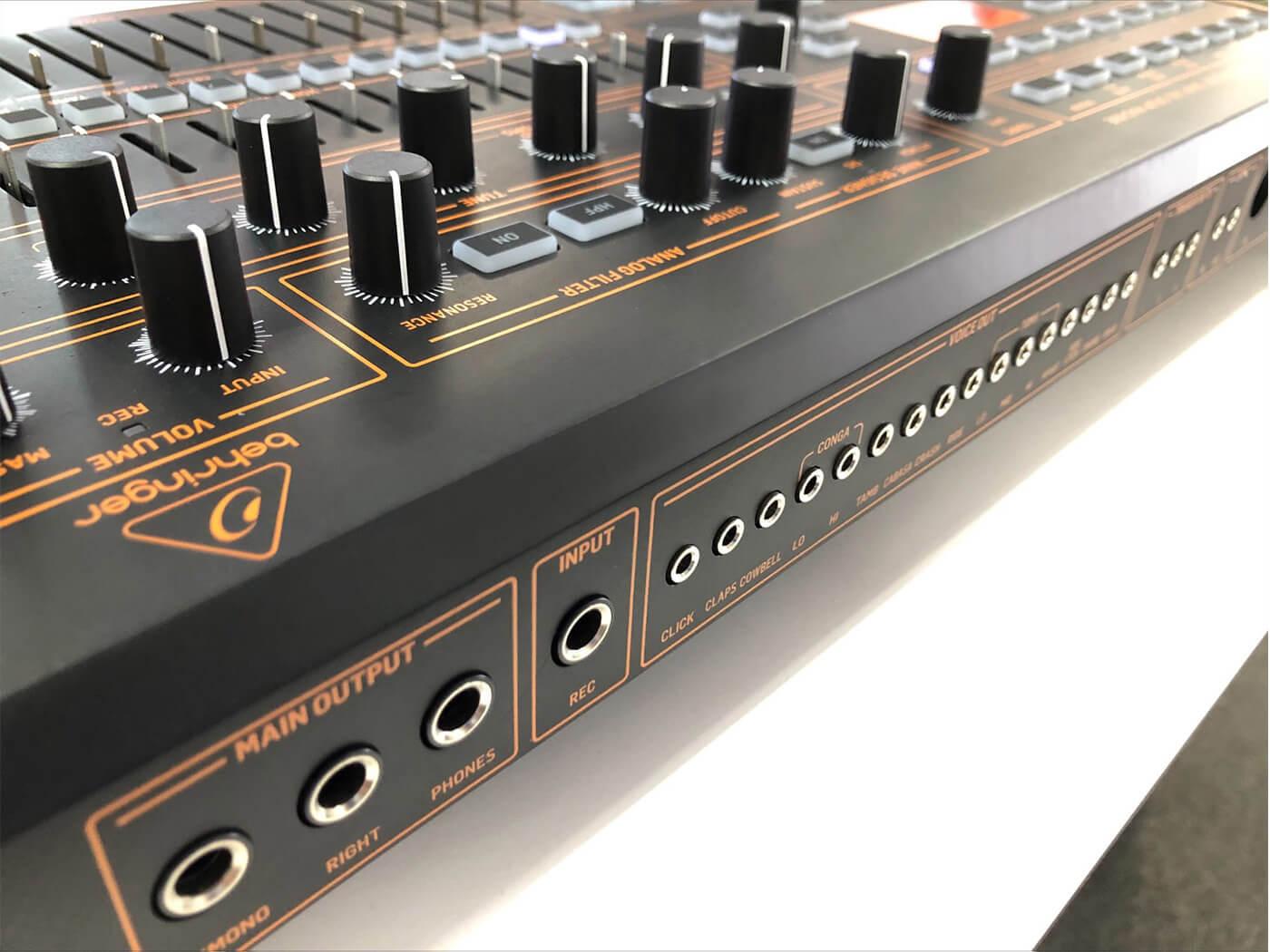 Behringer shares progress of new LmDrum drum machine inspired by the LinnDrum | MusicTech