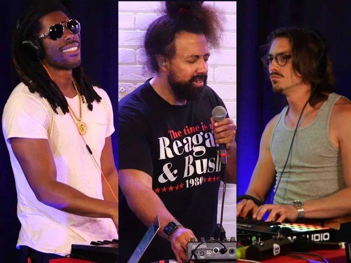 Flying Lotus, Reggie Watts, Marc Rebillet, H3 Podcast