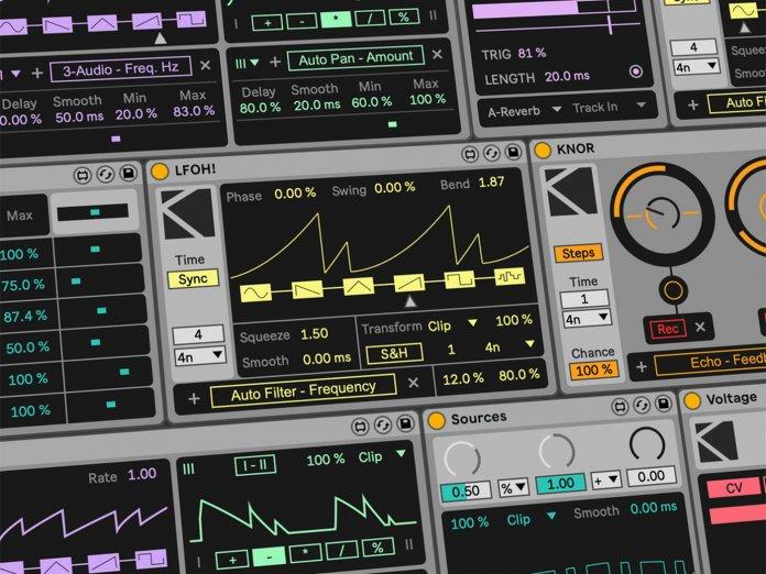 k-devices modulators 21