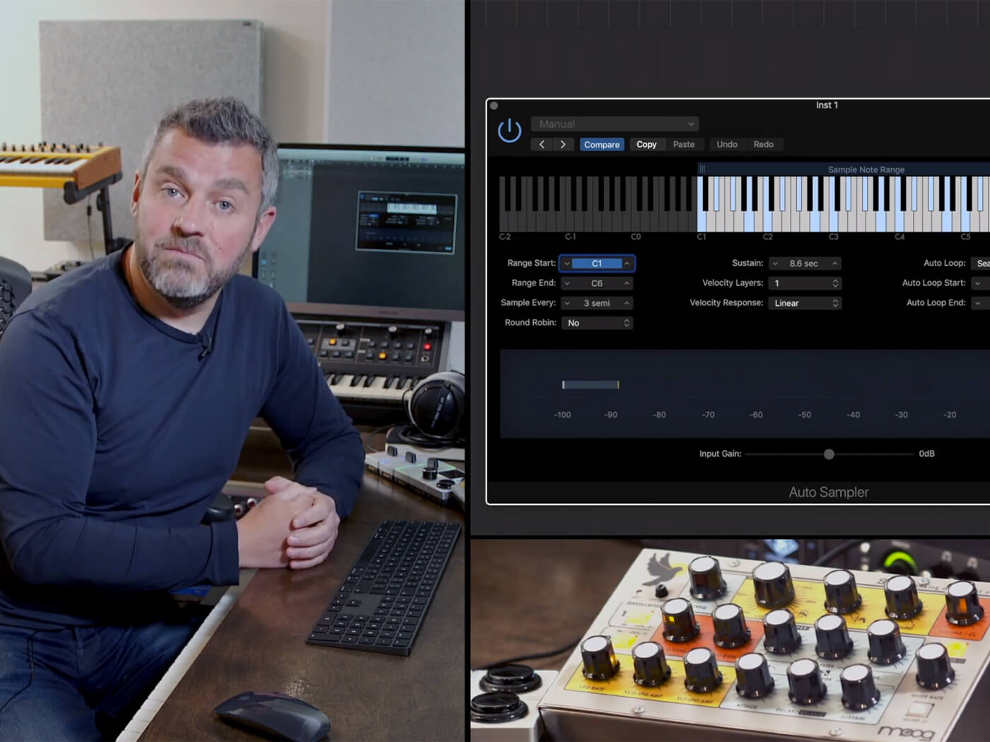How to use Logic Pro's Auto Sampler to quickly create new instruments | MusicTech