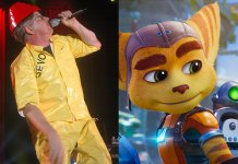 Mark Mothersbaugh and Ratchet & Clank