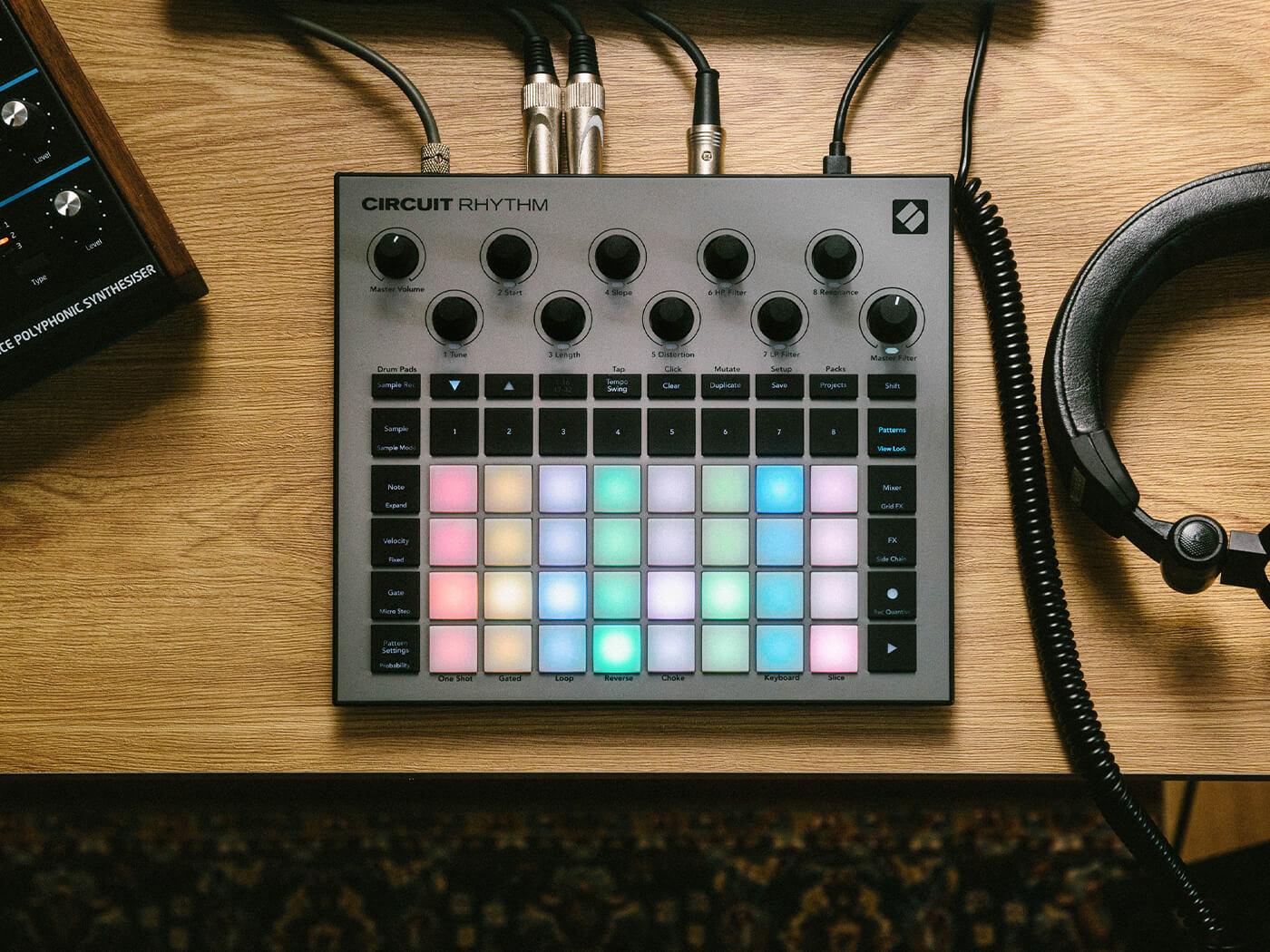 Novation Rhythm Circuit