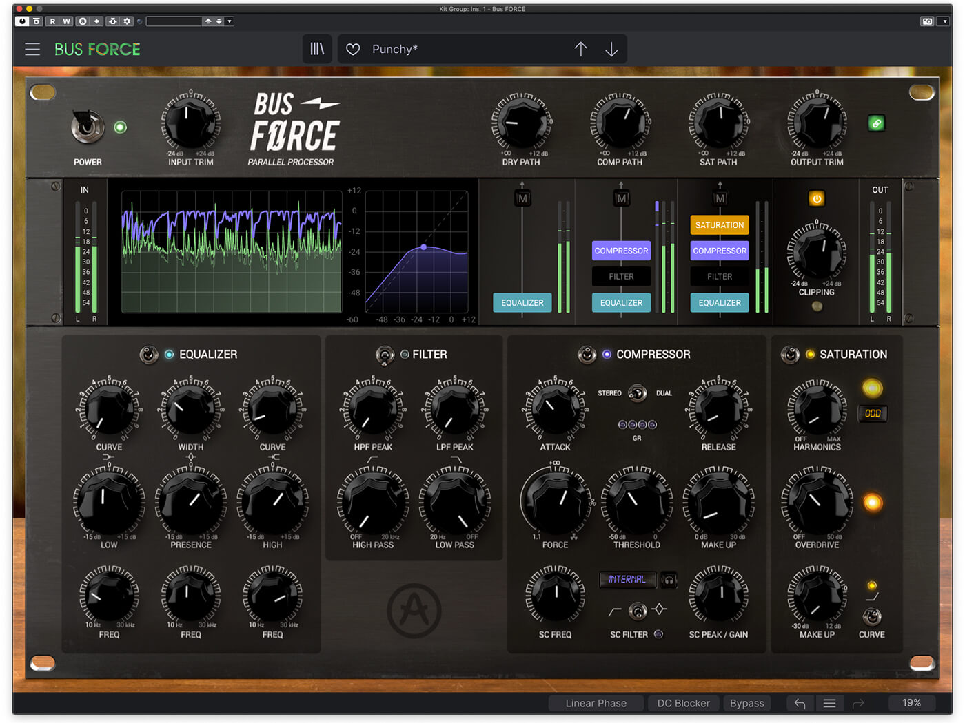 Arturia FX Collection 2 BusFORCE