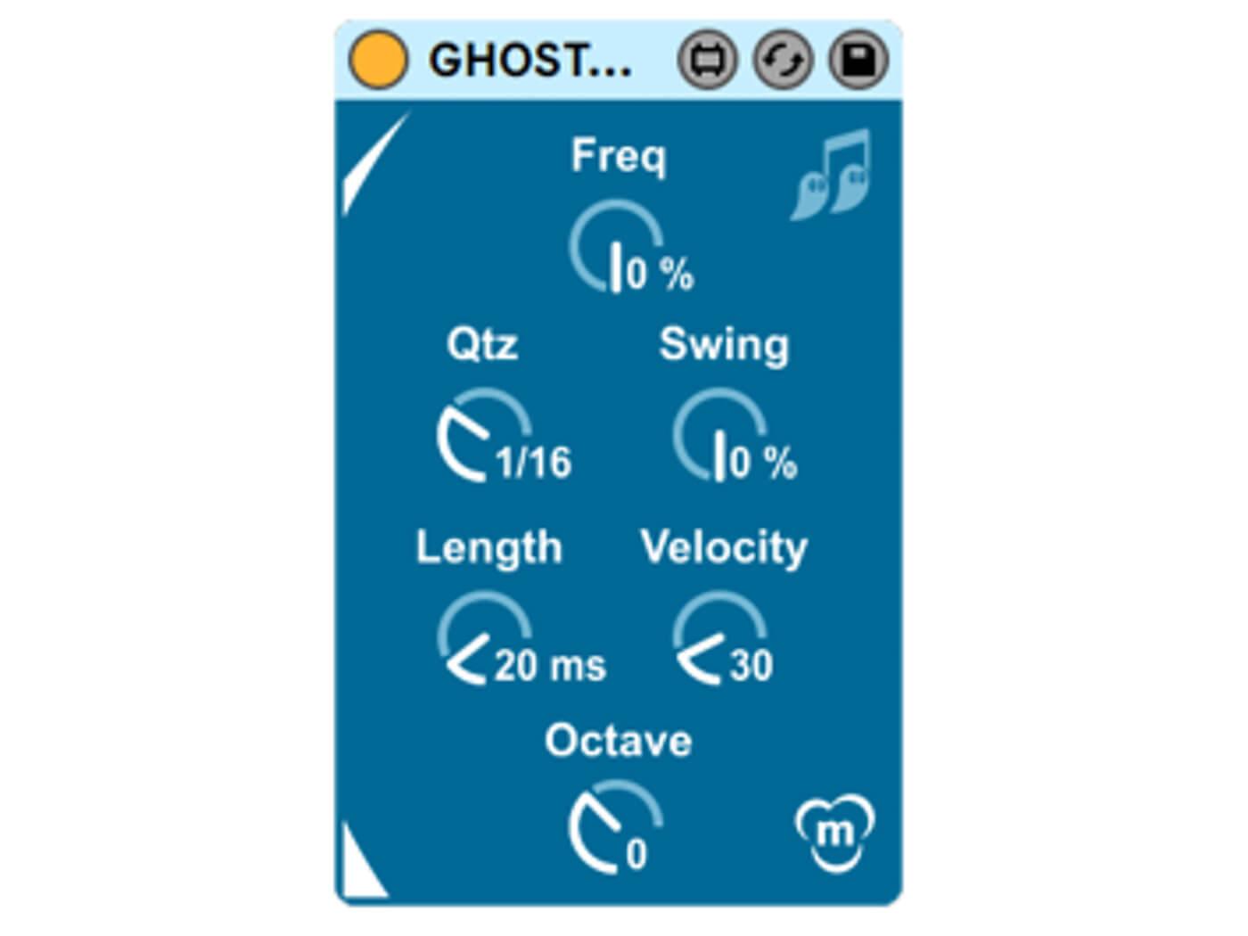mididope - Ghostwriter