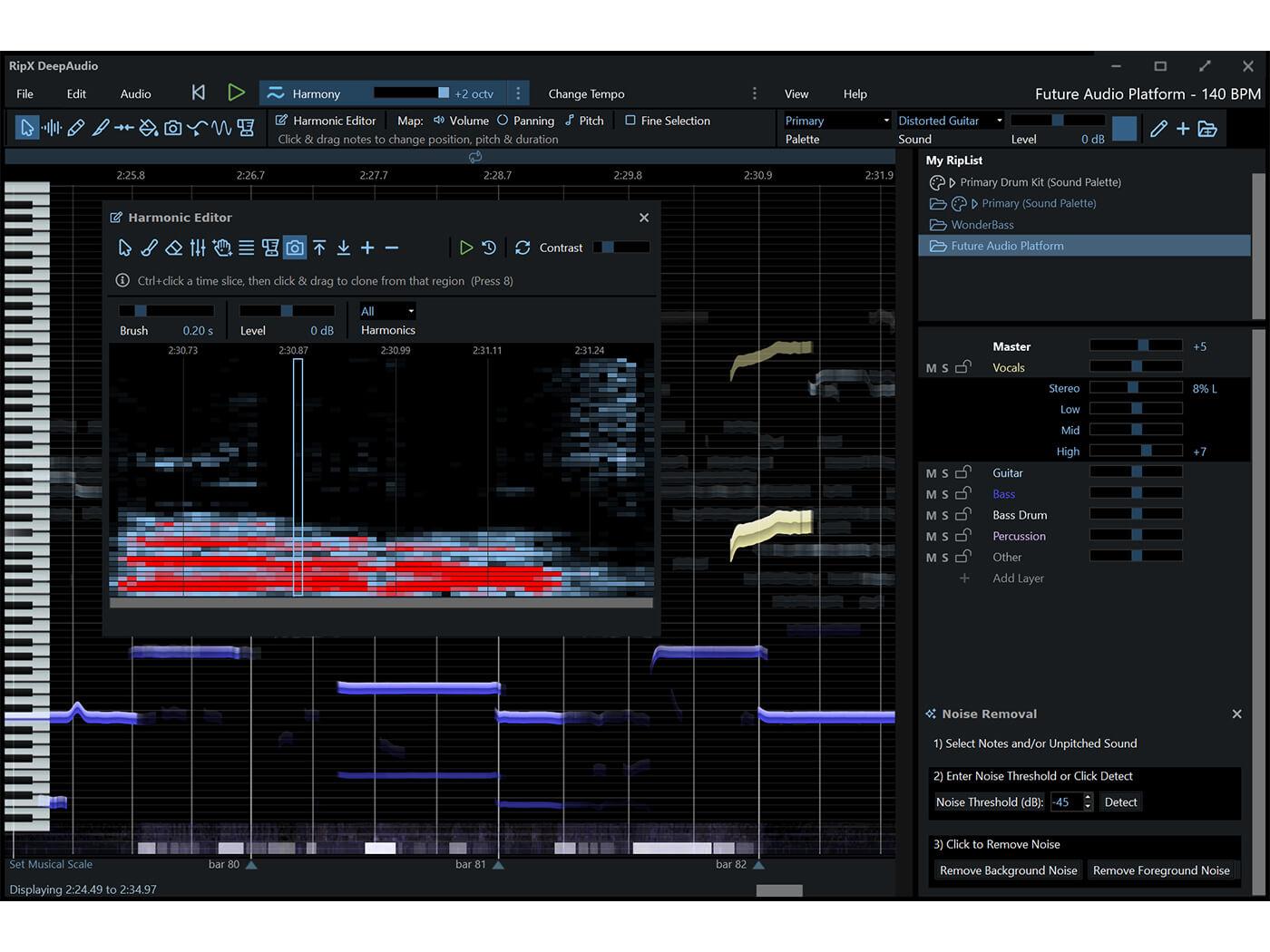 Hitnmix DeepAudio