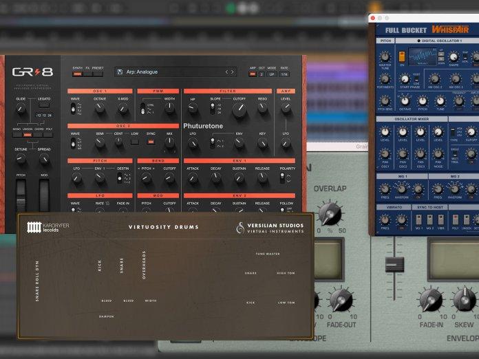 KVR Audio Developer Challenge 2021
