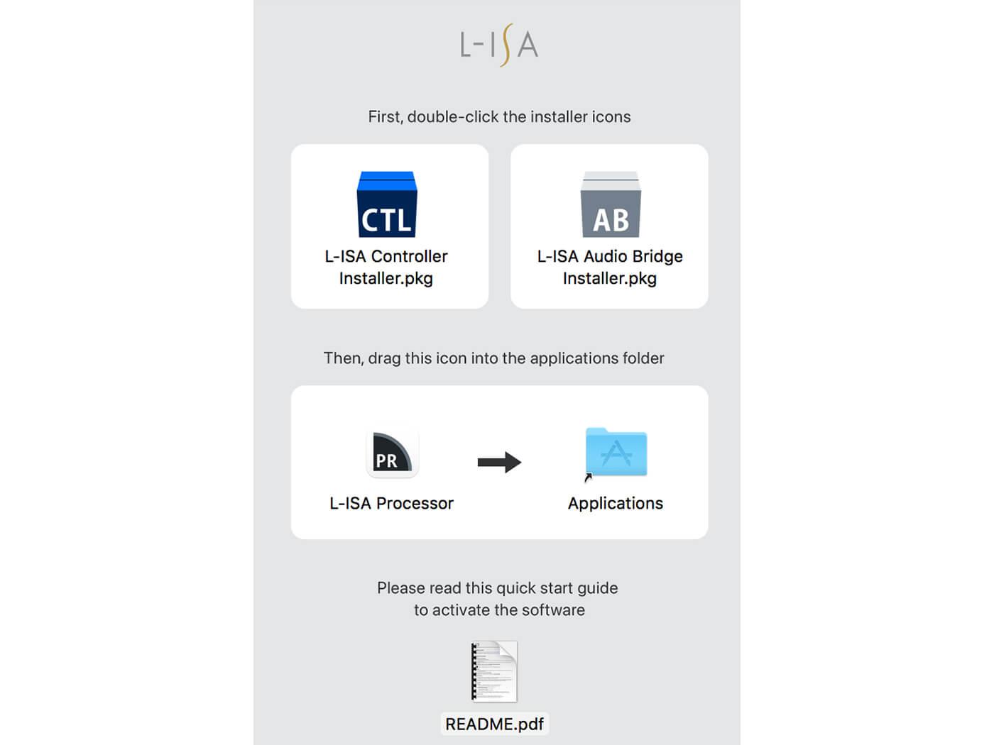 L Acoustics L-ISA