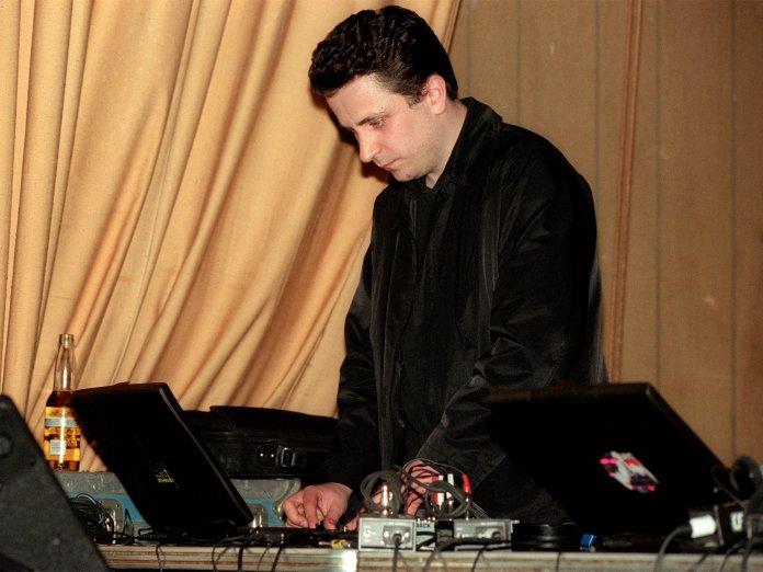 Peter Rehberg onstage