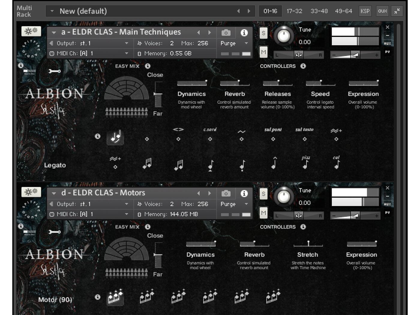 Spitfire Audio Albion Solstice