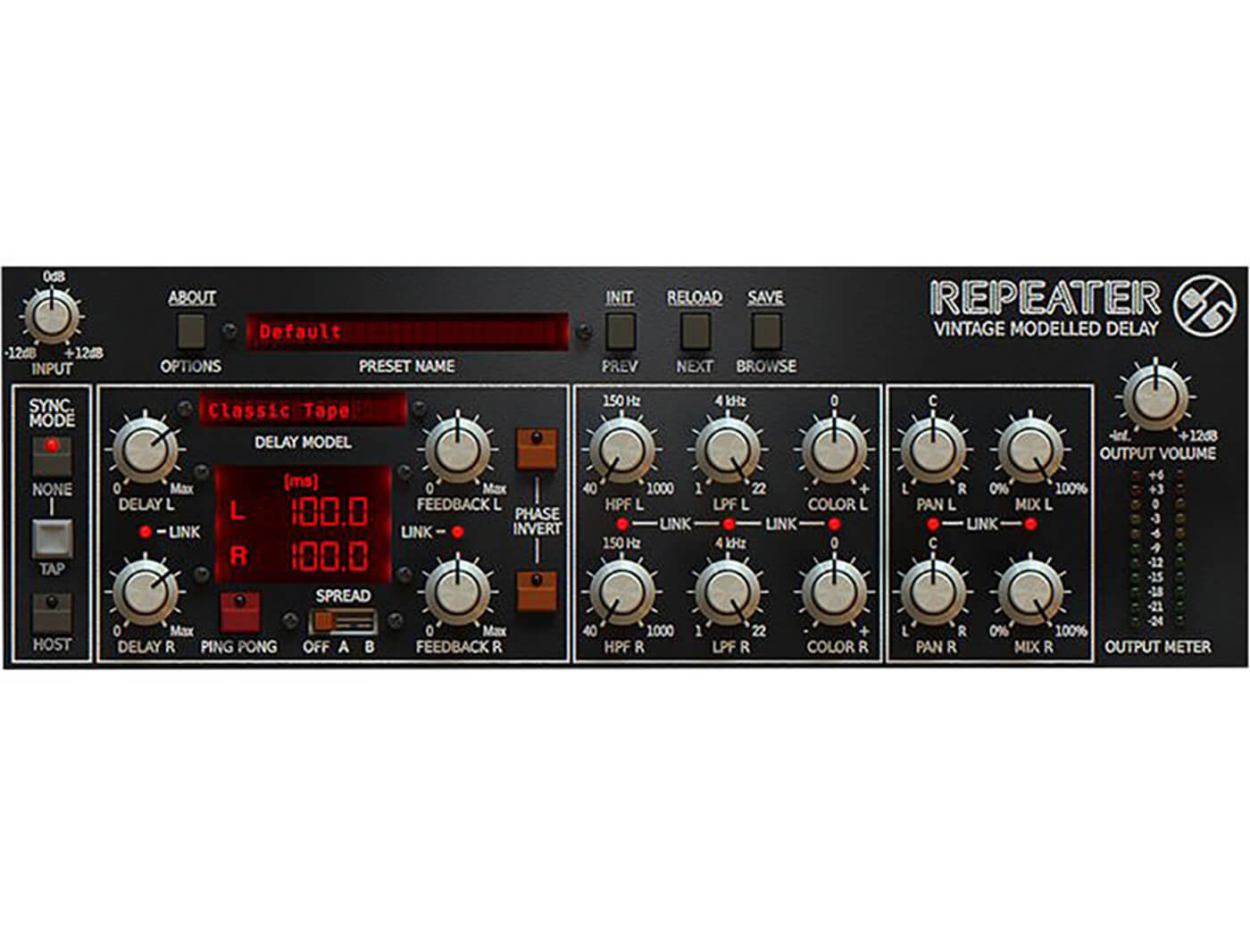 Slate Repeater Delay