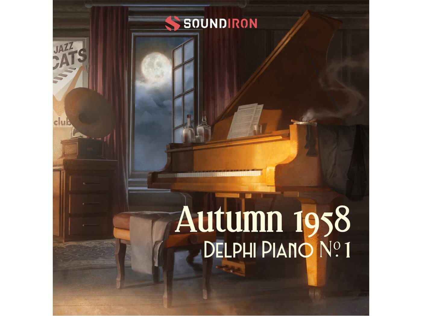 Soundiron - Delphi Piano #1: Autumn 1958