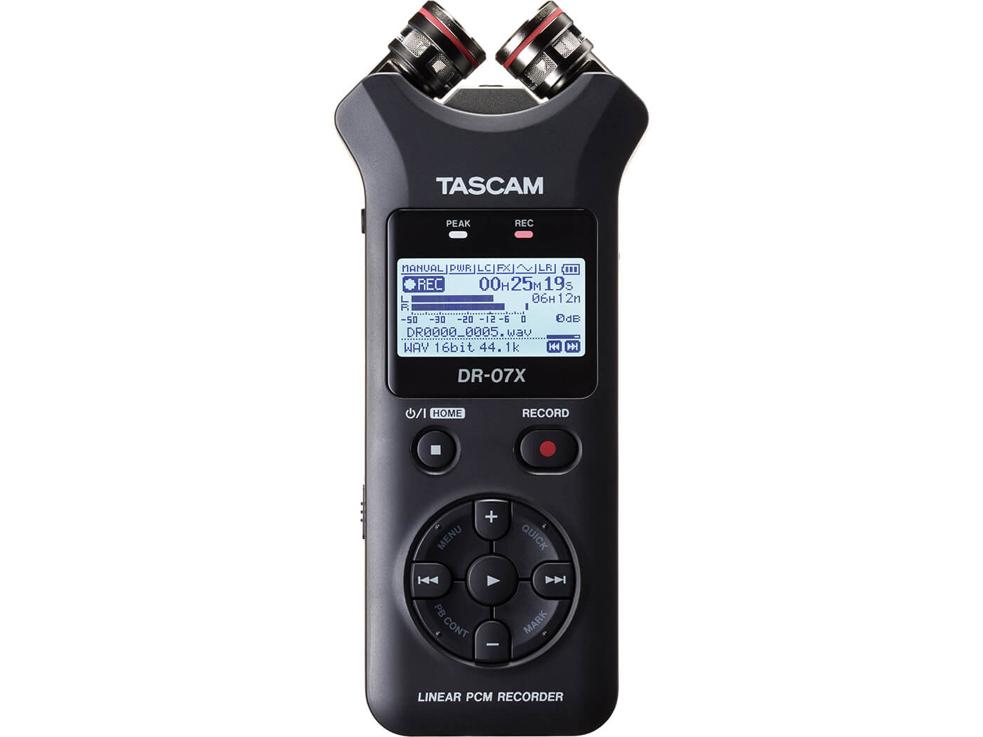 Tascam-07X