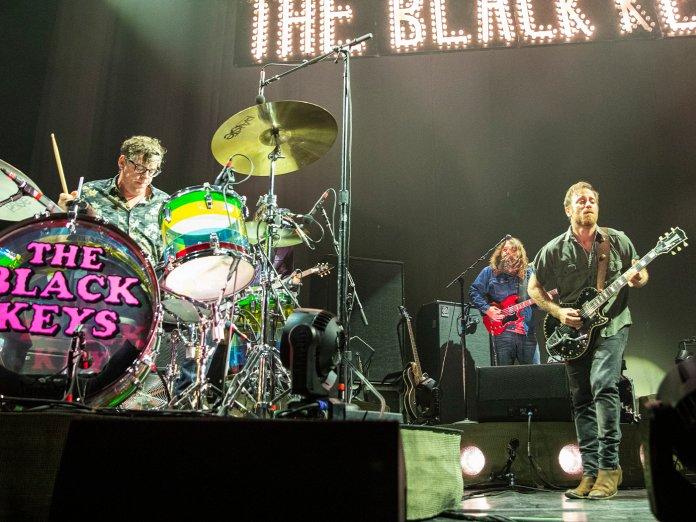 The Black Keys onstage