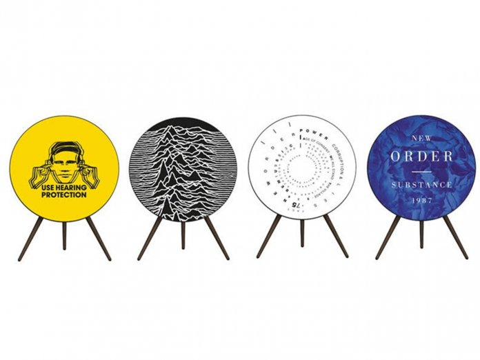 Bang & Olufsen Beoplay A9 Factory Records
