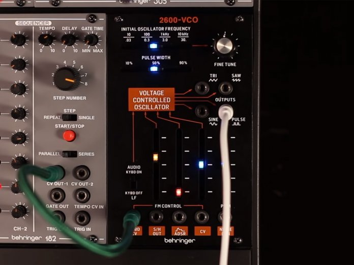 Behringer 2600-VCO