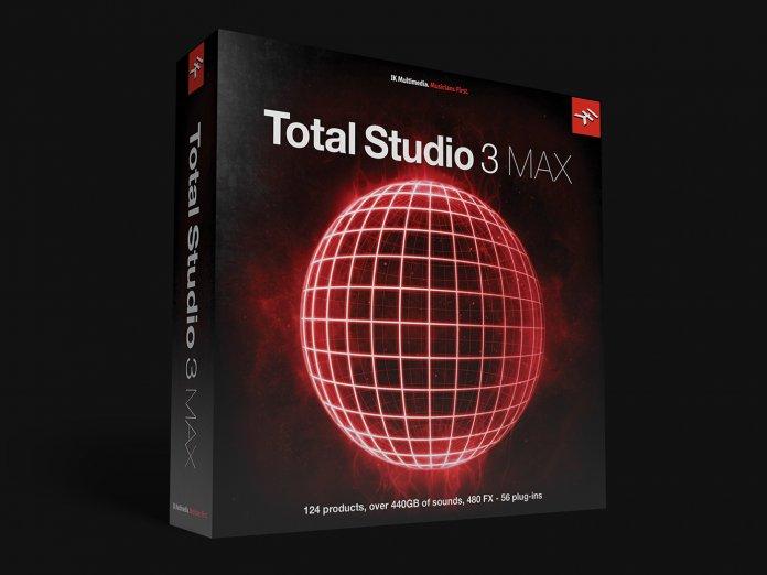 IK Multimedia Total Studio 3 Max Hero