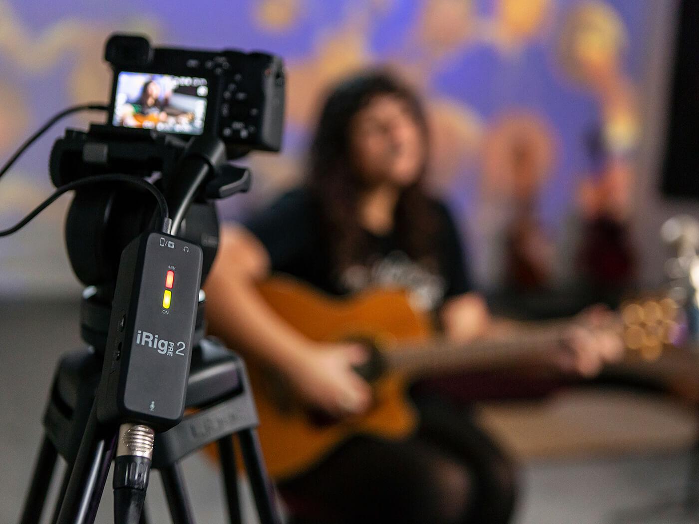 IK Multimedia iRig 2 Pre