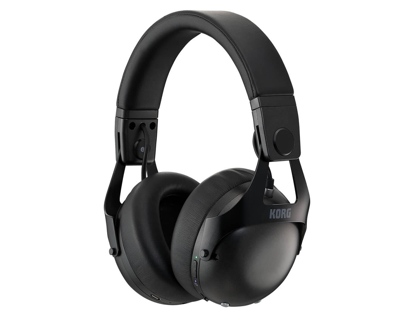 Korg NC-Q1 Black upright