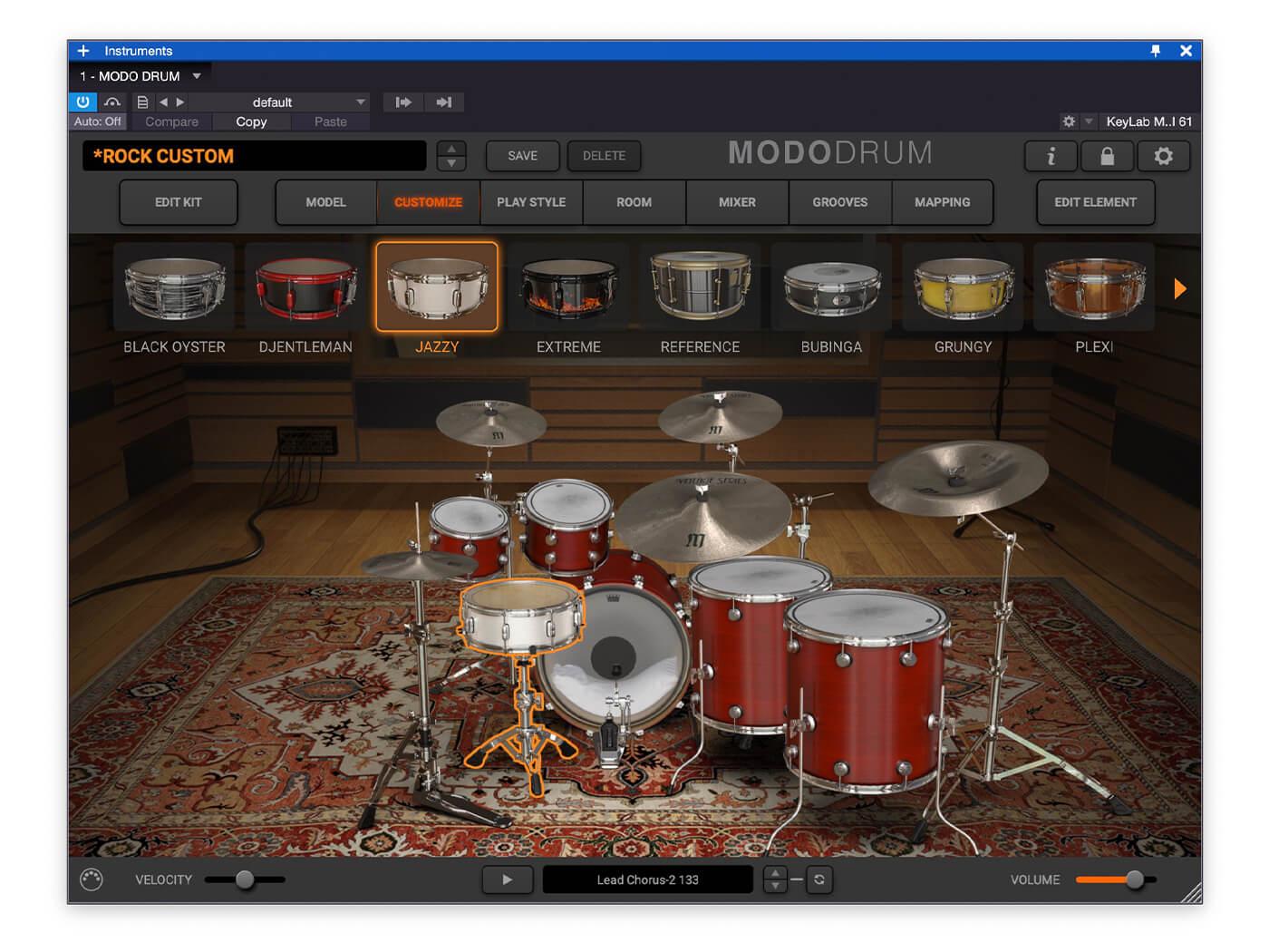 MODO Drum IK Total Studio Max 3