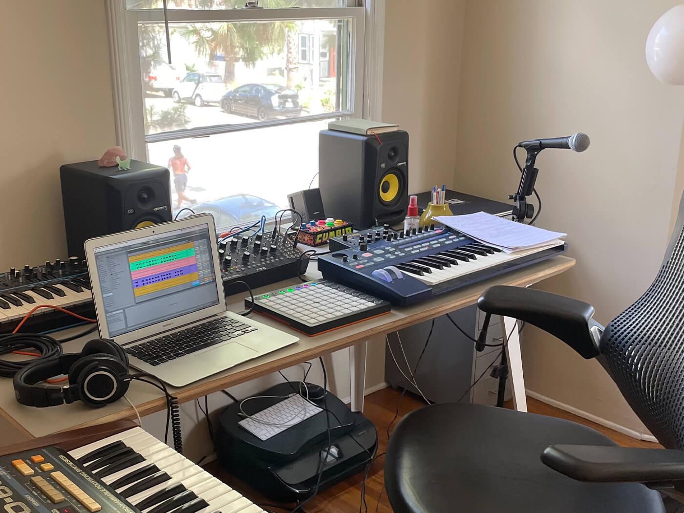Nite Jewel Studio