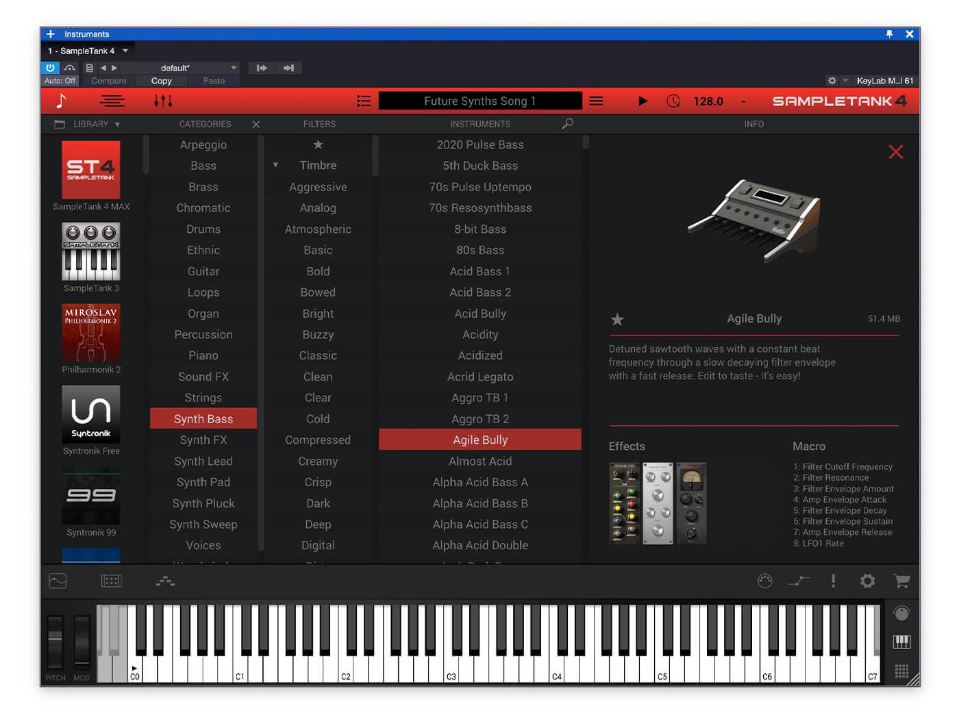 Sampletank 4 IK MUltimedia Total Studio 3 Max