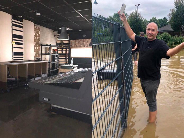 Brainworx Studio Flood