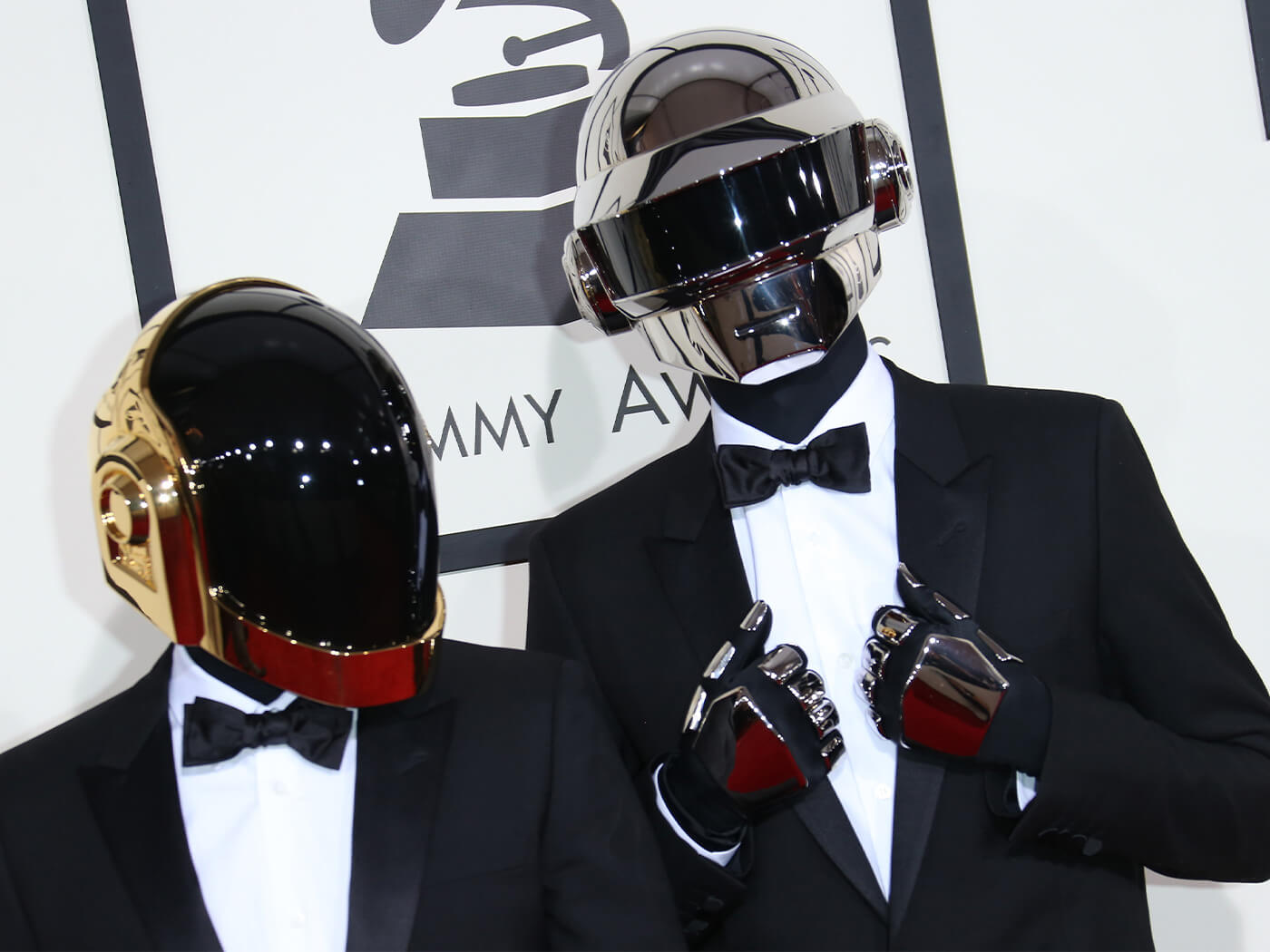 Daft Punk Tux