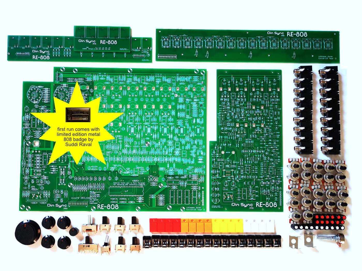 DinSync RE-808