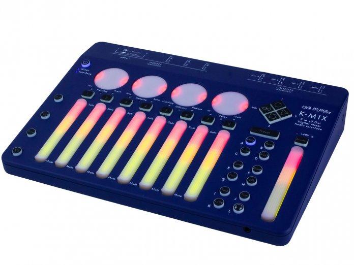 KMI K-Mix Blue