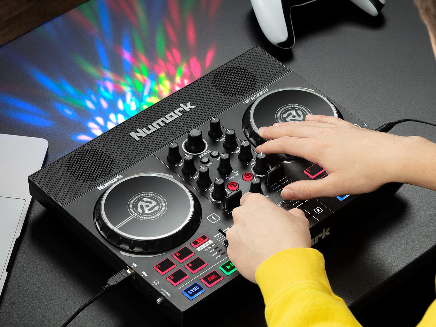 Numark Party Mix Live
