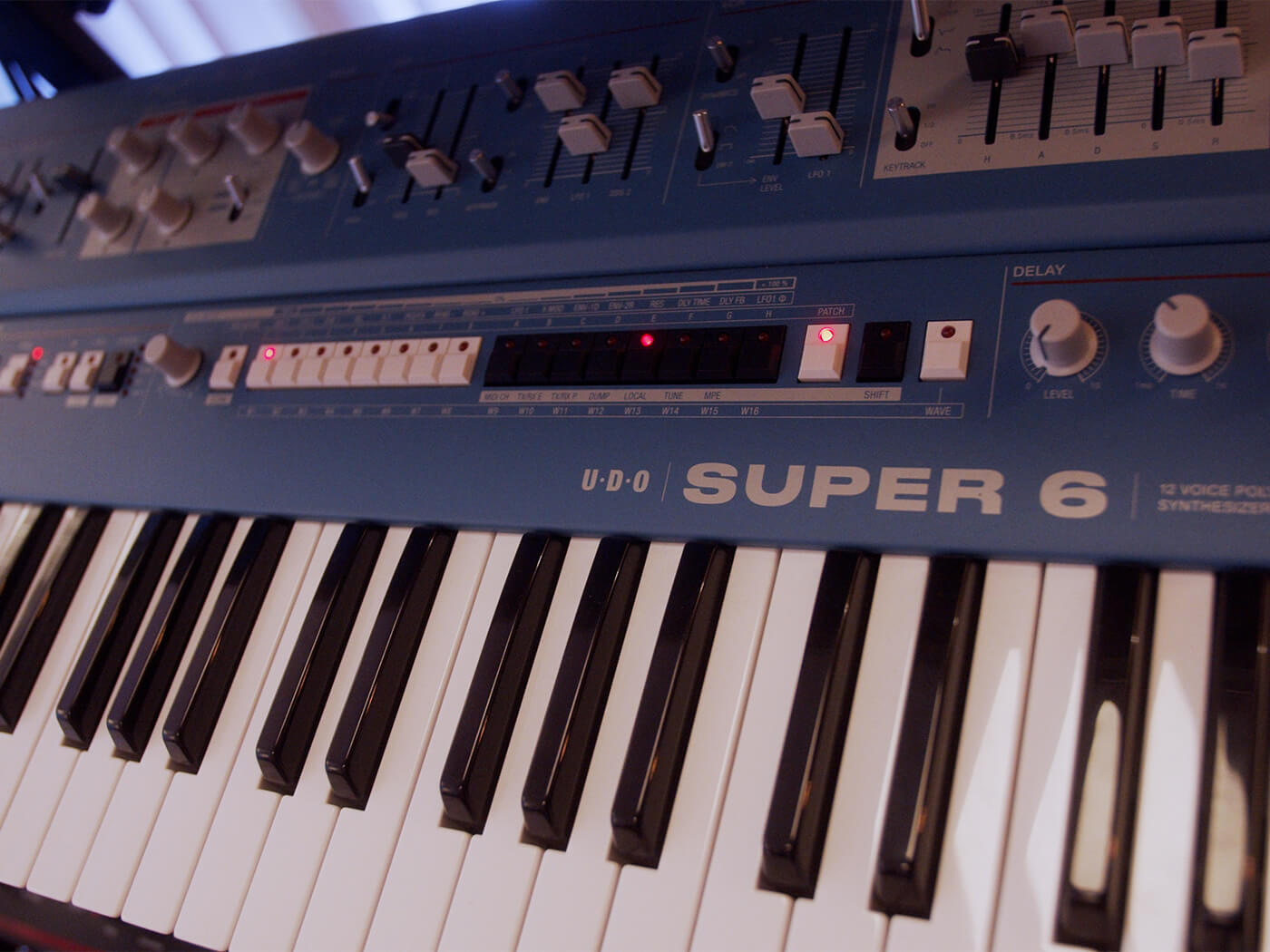 Oliver Nelson studio UDO Super 6