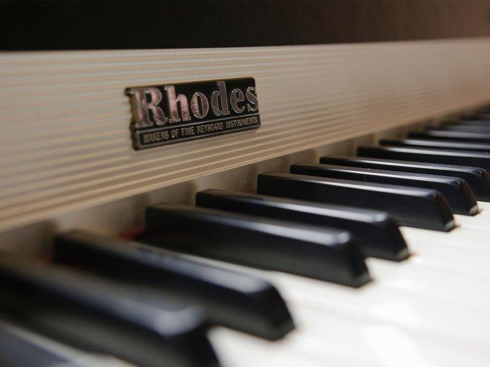 New Rhodes Piano