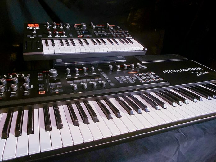 ASM Hydrasynth Explorer and Deluxe