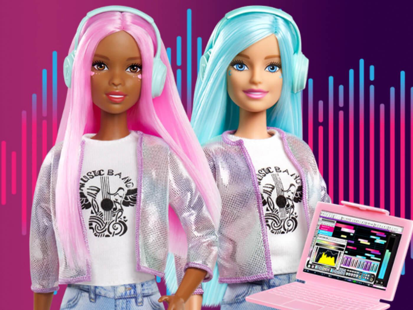Barbie Music Producer Doll