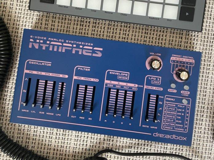 Dreadbox Nymphes