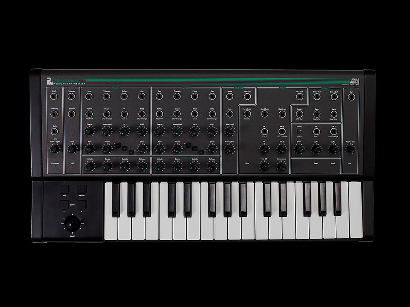PWM's Malevolent is a characterful analogue monosynth with modular DNA
