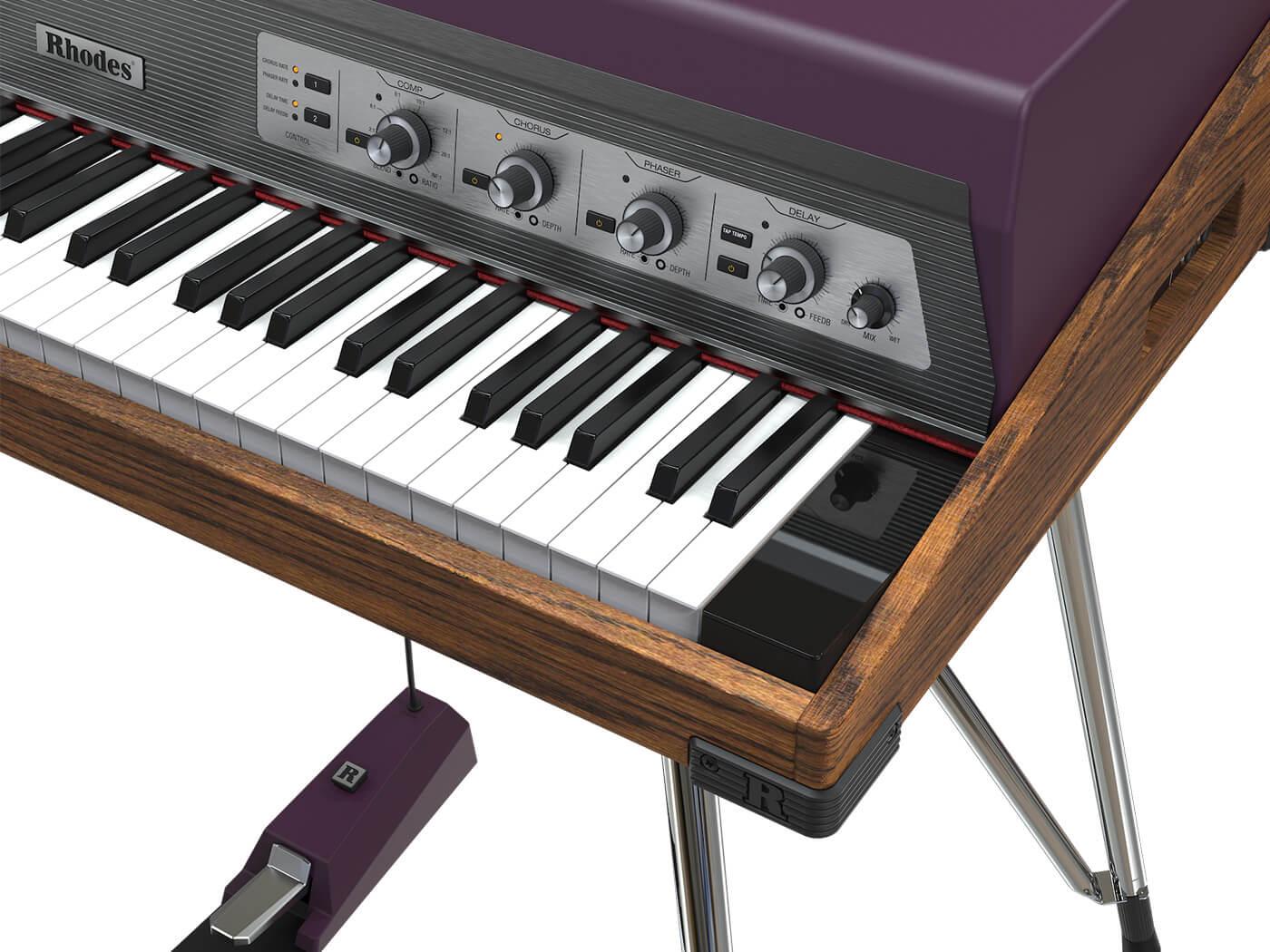 Rhodes MK8 Purple